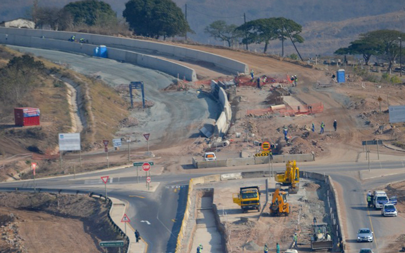 GO!Durban construction update September 2014