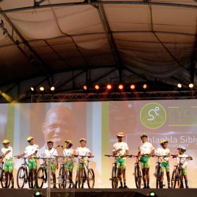 GO!Durban Cycle Academy launch