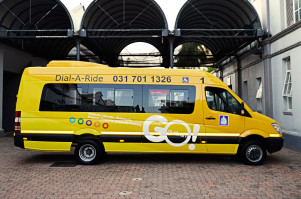 DIAL-A-RIDE launch