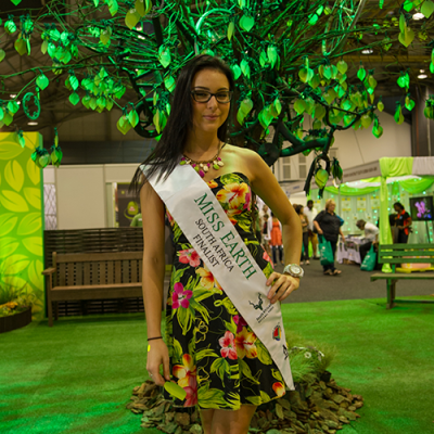 Miss Earth, South Africa, Durban ICC, Durban, Go Durban, Believe Tree