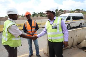 Mayor Cllr James Nxumalo