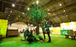 Durban ICC, Durban, Go Durban, Believe Tree