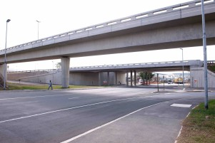 Bhejane Road Underpass Interchange