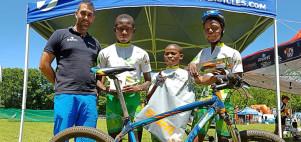 GO!Durban cycle academy riders