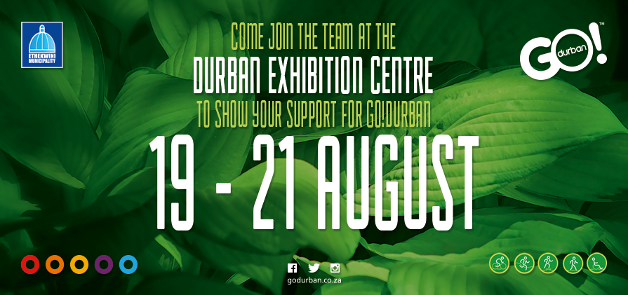 Sustainable living exhibition