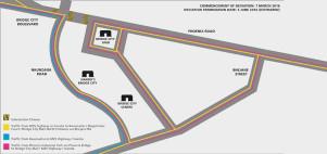 Road deviations KwaMashu/Phoenix area