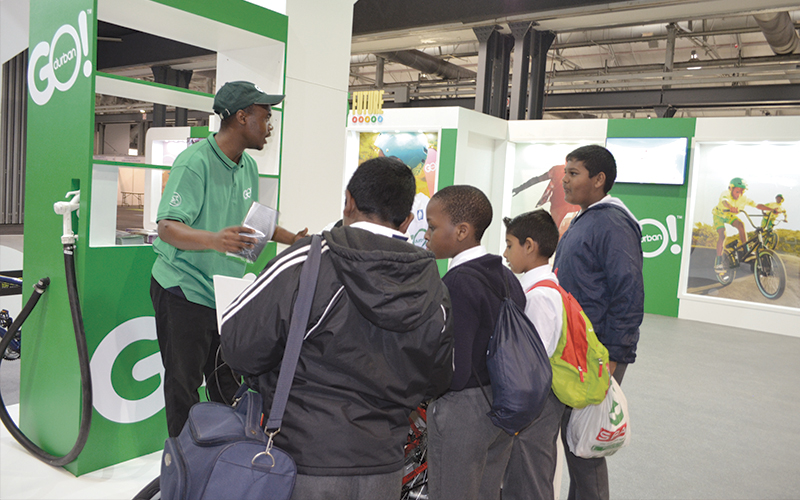 Exhibition Stand Tenders 2016 : Sustainable living exhibition godurban